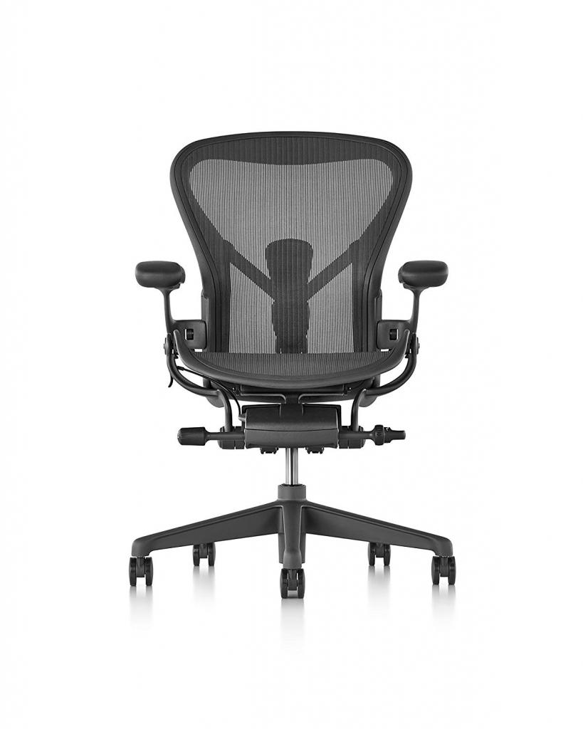 herman-miller-aeron-chair-size-b-front